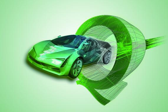 板块估值有望抬升 三层面布局新能源车