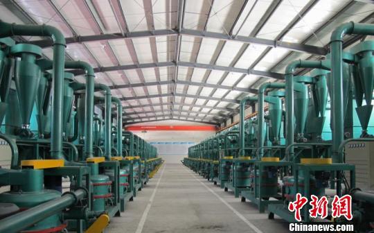 黑龙江省鹤岗市被纳入国家石墨新材料产业集聚区
