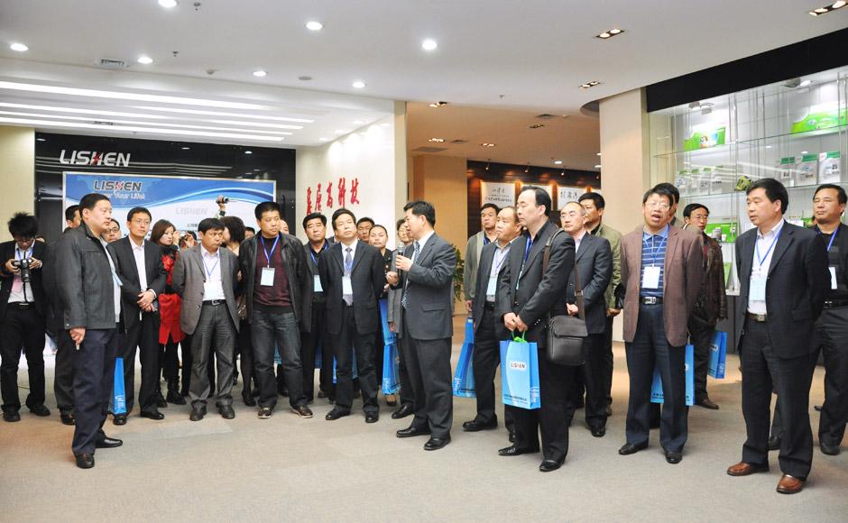 天津滨海新区电池产业领跑全国 完整产业链初步建立