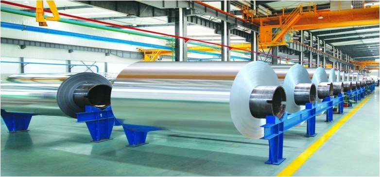 鼎胜新材:上交所鸣锣上市 2017年铝板带箔年产量约50万吨