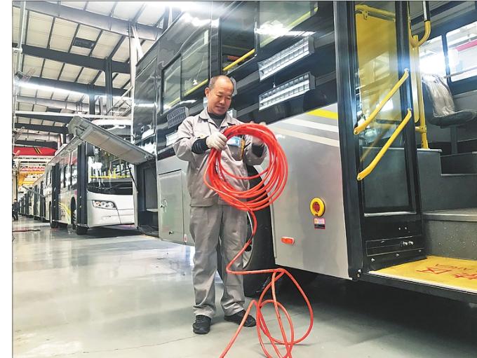 产业链已初步形成 黑龙江新能源车生产步入快车道