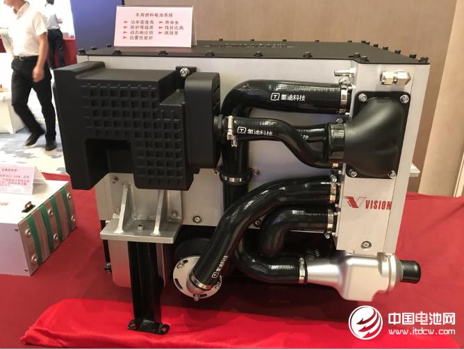 燃料电池市场发展加速  关键技术寻求国产化