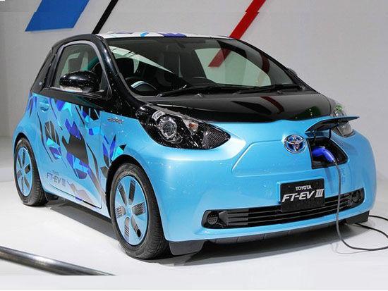 不盲从不随波 清醒的丰田接驳中国新能源车