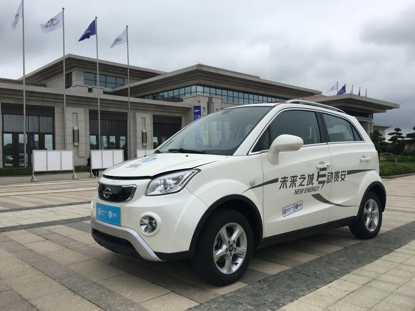 五龙电动车巨大成交量背后:新能源汽车资质价值凸显