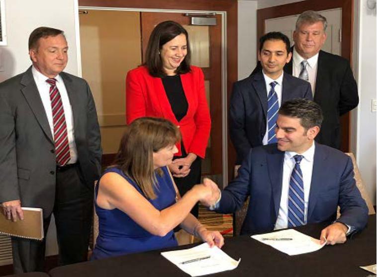 MNS锂电池项目再进一步 Townsville电池工厂获昆州政府支持