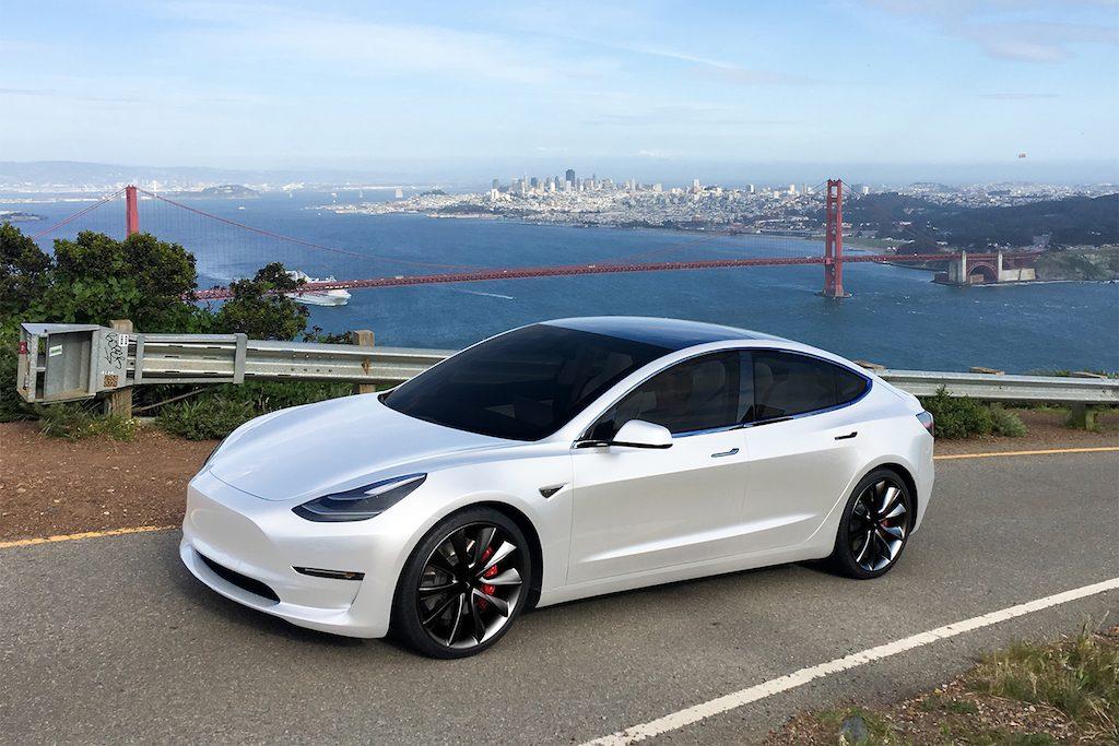特斯拉Model 3销售没那么乐观 约四分之一订单被取消