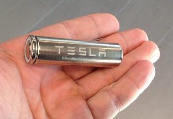 特斯拉电池能量密度三年内将提升30% 降低成本