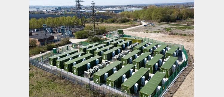 比亚迪获签英国18兆瓦集装箱储能项目 产品已遍及5大洲