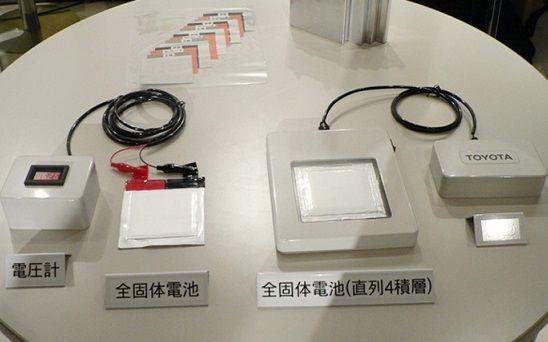日本大力研发全固态电池  预计总投资100亿日元