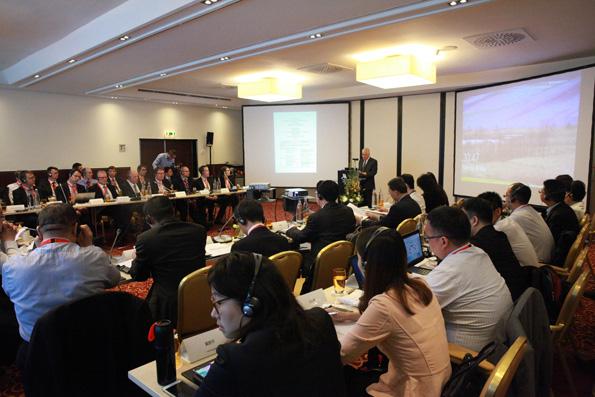 中德电动汽车工作组第六次会议在德国海德堡召开