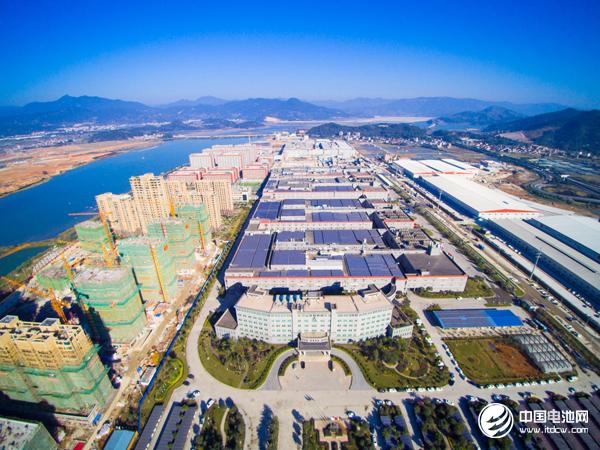 宁德时代年产30亿WH锂电池生产线提升项目节能报告获批