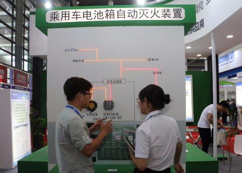 提供电池安全解决方案 创为新能源热失控探测系统出货超10万套