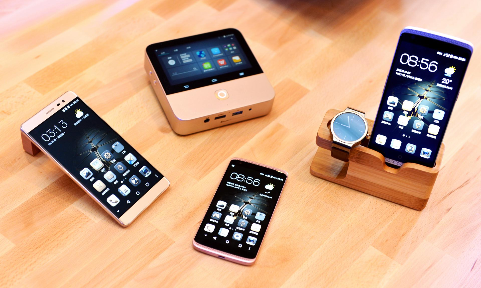全球12大智能手机生产商排名出炉 中国企业占9席