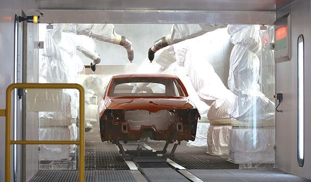 企业扎堆布局  广东佛山新能源汽车产业进入收获期
