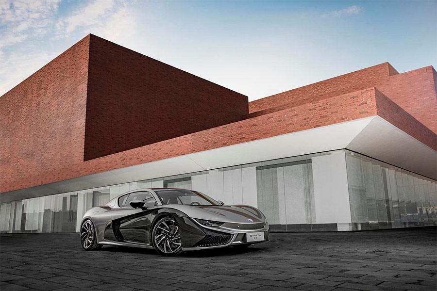 前途K50下线  国产电动跑车计划8月上市