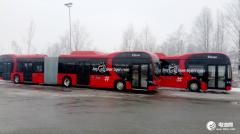 比亚迪获挪威首都奥斯陆42台18米纯电动铰接大巴订单