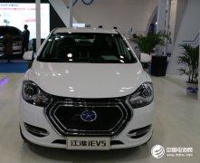 江淮汽车上半年纯电动乘用车销售超2万辆 销量倍增