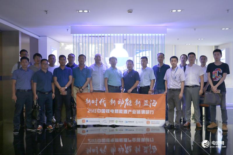 中化蓝天布局锂电产业 PVDF胶粘剂年产能达500吨