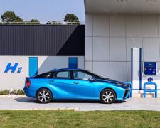 丰田拟扩大氢燃料电池汽车生产 降低生产成本