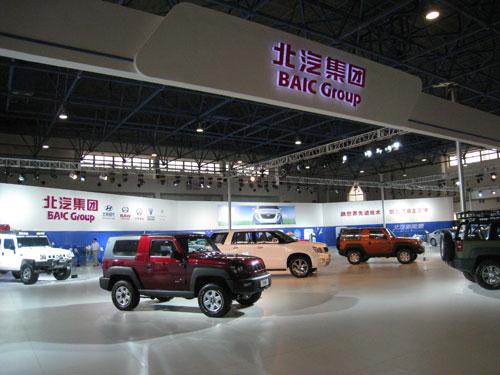北汽集团7月底在北京停产燃油车 全力押注新能源