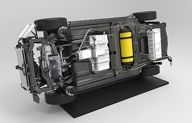 清华攻克氢燃料电池催化剂量产技术 成本降低50%