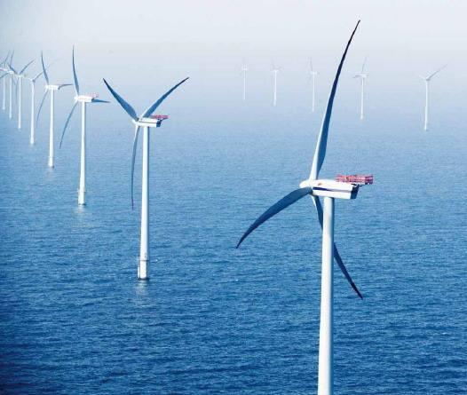 未来两年规模有望达1000万千瓦 多家上市公司热投海上风电