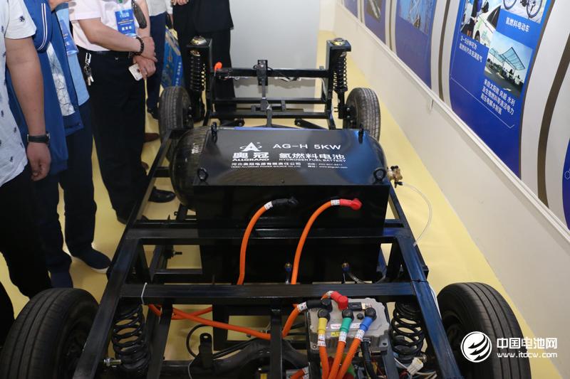 产业前景渐明 三主线布局燃料电池