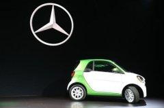 戴姆勒欲与北汽合资建厂 在中国生产Smart品牌电动汽车