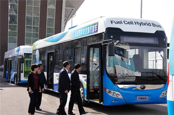 【燃料电池周报】郑州首批氢燃料电池公交将上路!石墨烯气凝胶在燃料电池中成功应用