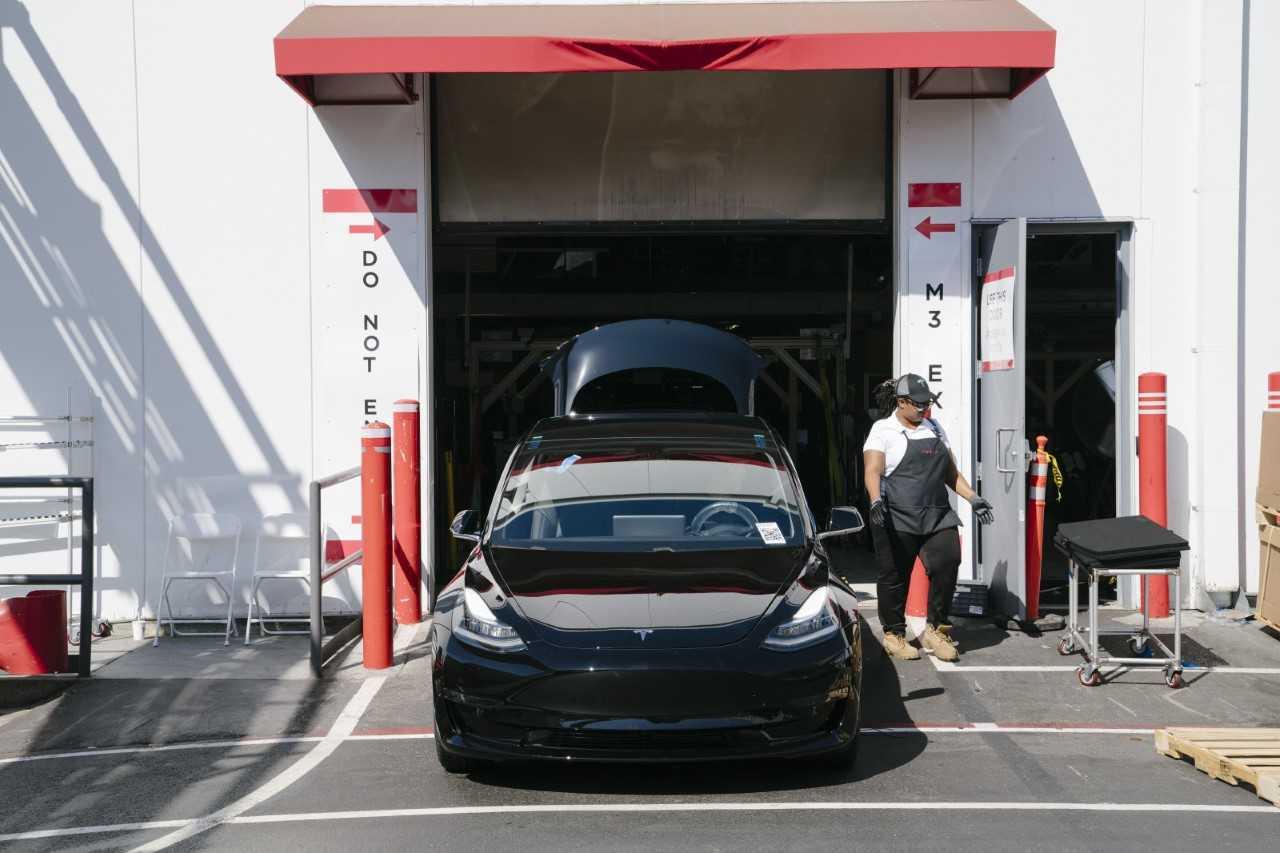 特斯拉Model 3产量不升反降 8月最后一周仅4300辆