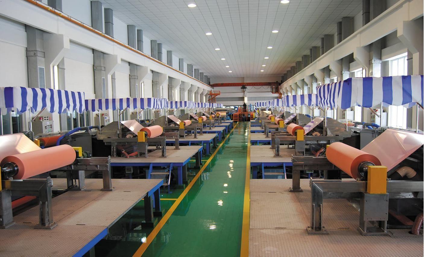 中鼎铜箔董事长付强:规划到2025年铜箔产能超10万吨