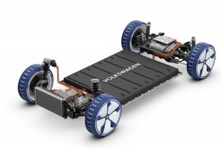 大众透露三版电池及充电技术明细 续航最高达600km