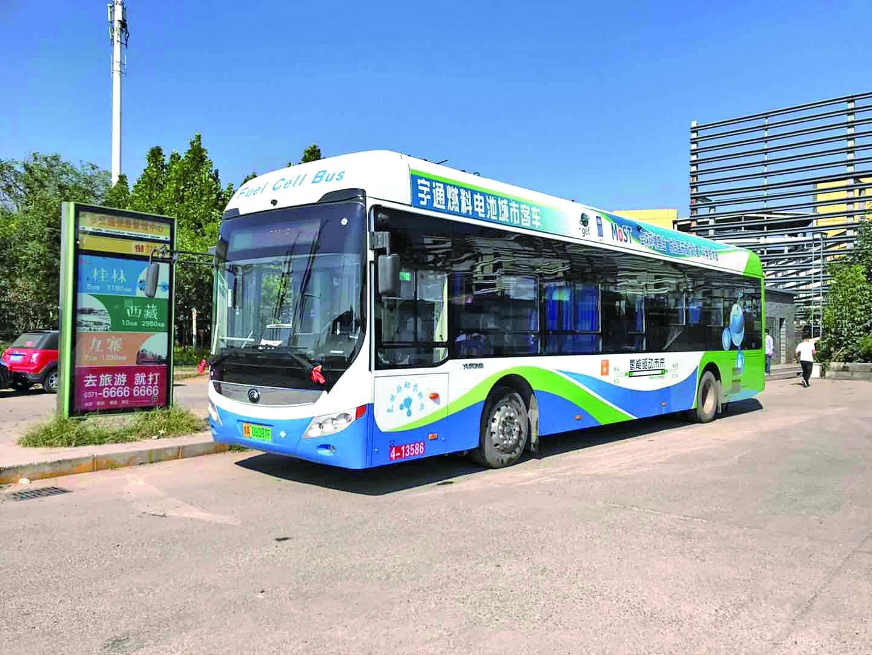 【燃料电池周报】液氢储运开始落地 上海首条燃料电池公交线路正式上线