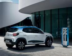 加码中国电动车市场 雷诺K-ZE明年十堰投产