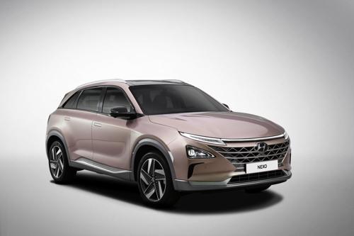 现代计划2025年向法国出口5000辆氢燃料电池车