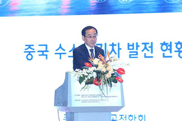 中汽协张进华:燃料电池商业化技术基本成熟