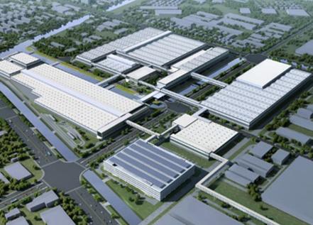 总投资170亿!上汽大众首个新能源汽车工厂在上海安亭开工
