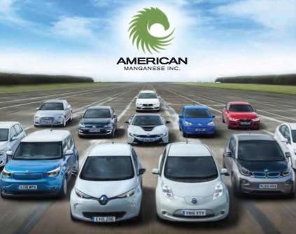 American Manganese Inc. 确认出席ABEC 2018