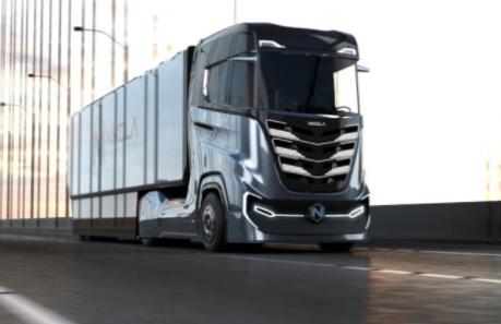 尼古拉发布新款氢—电混动牵引卡车及加氢站计划