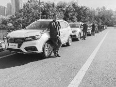 四川政府及公共机构新购置车辆 新能源汽车配比不低于30%