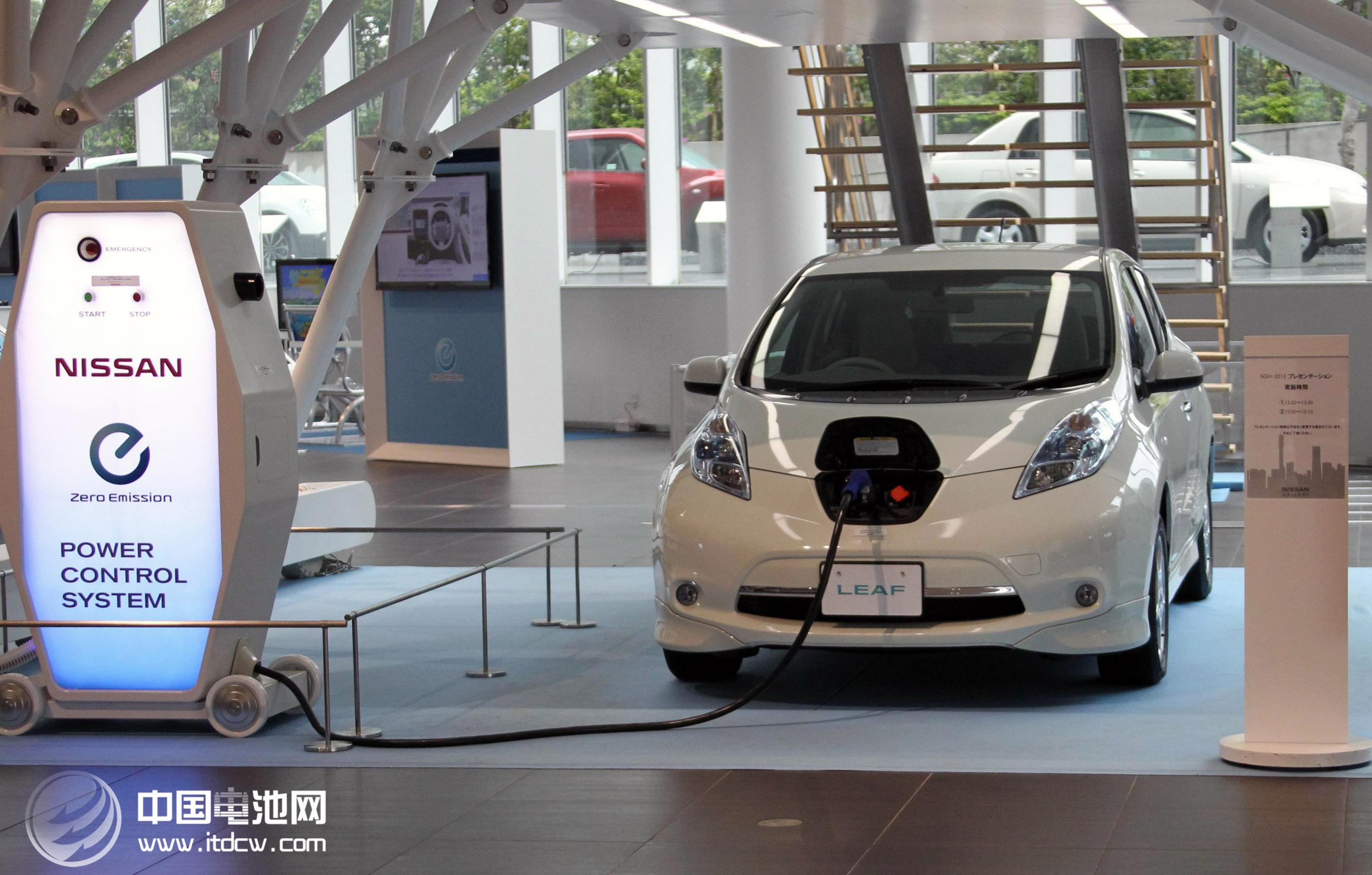 全球车企加大对电动车投入 3000亿美元近半投向中国