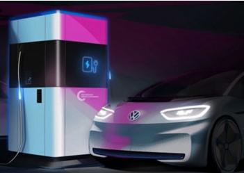 """大众汽车探建移动充电设施 便携充电桩""""按需出现"""""""