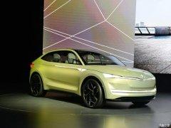 加大其电动化投资力度 斯柯达将斥资20亿欧元推进新能源车项目