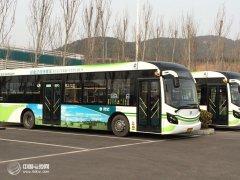 青岛城市建成区新增更新公交全部为新能源车