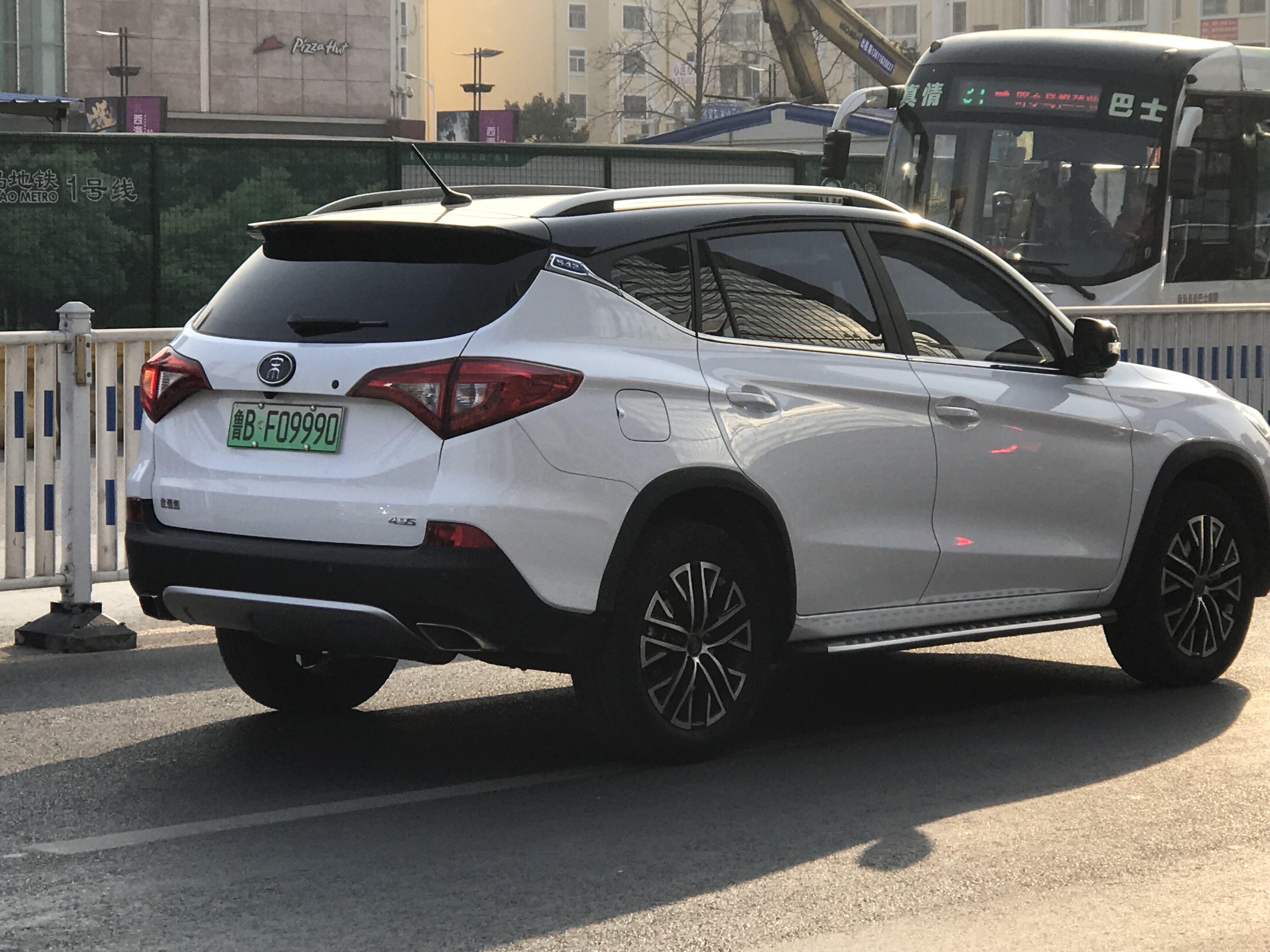 比亚迪:新能源车1月销量同比暴增291.11% 未来持续增长可期
