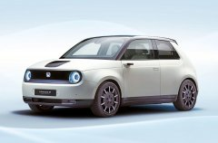 本田全新城市电动汽车发布 年底率先在欧洲上市
