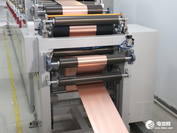 宝鑫电子:一季度可生产6微米和8微米铜箔1200余吨
