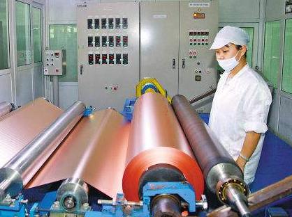 加大6微米铜箔产销力度 嘉元科技2018年净利1.76亿元