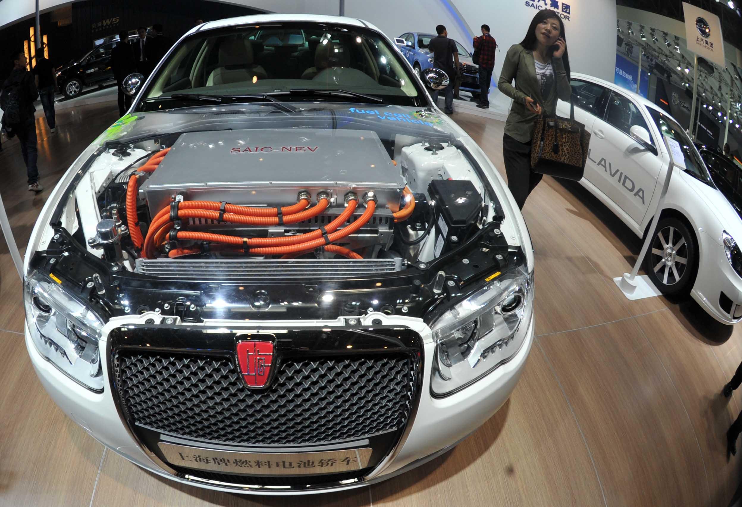 燃料电池汽车:产业化怎样抢位 ?