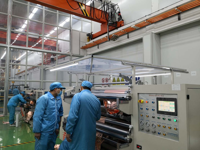 金川集团铜业有限公司董事长汤红才一行到访电池百人会